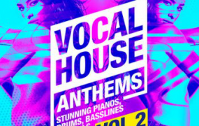 Producer Loops – Vocal House Anthems Vol 2 Wav/Midi
