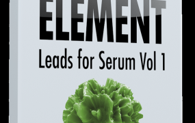 [音色扩展]Cymatics Element Leads for Serum Vol.1 FXP