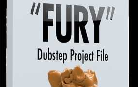 "Cymatics ""Fury"" Dubstep Project File ALS LOGIC FLP"