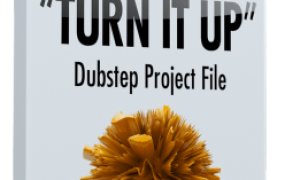 "[Dubstep 风格工程文件]Cymatics ""Turn It Up"" Dubstep Project File ALS LOGIC FLP"
