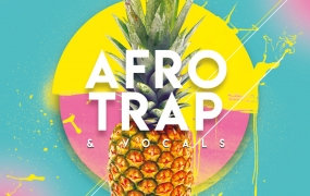 [Trap!采样+MIDI]King Loops Afro Trap And Vocals Volume 1 WAV MiDi XFER RECORDS SERUM