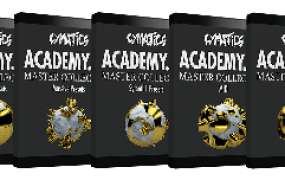 Cymatics Academy The Master Collection MULTiFORMAT