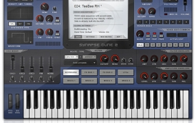 [EDM 电子编曲必备!]Synapse Audio Software DUNE 2 VST/AU + EDM预设扩展