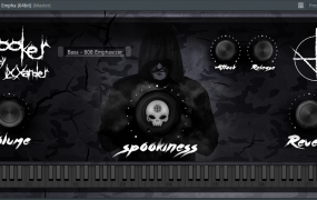 【黑暗嘻哈音源】 Ghostcraft Spooker VST (win版)