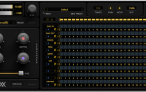 【综合效果器】Audiaire NUXX v1.05 WiN VST VST3
