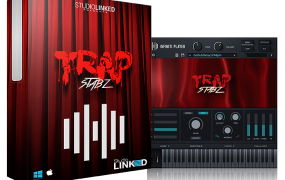 [Infiniti 音色扩展 Trap]StudioLinked Infiniti Expansion Trap Stabz Library
