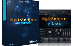 [Infiniti 音色扩展]StudioLinked Infiniti Expansion Universe Pads Library