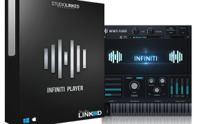 [Infiniti 插件]StudioLinked Infiniti Player v1.1 VST AU AAX (WIN OSX)-DECiBEL