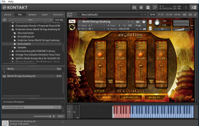 【古筝】Evolution Series World Strings Guzheng KONTAKT