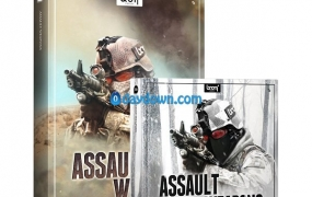 BOOM Library – Assault Weapons Sounds Bundle