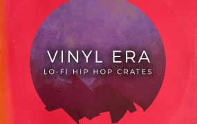 [Lo-Fi  HipHop 素材包]Origin Sound Vinyl Era Lo-Fi Hip Hop Crates WAV MiDi