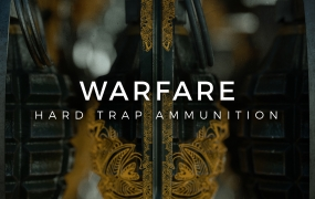 [超给劲的Hard Trap 素材包]Origin Sound Warfare Hard Trap Ammunition WAV MiDi