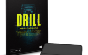 [heat up3 音色扩展]Initial Audio – Drill Expansion for Heatup3