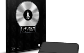 [Heat Up3音色扩扎]Initial Audio Platinum Factory HEATUP3 EXPANSION WiN/MAC