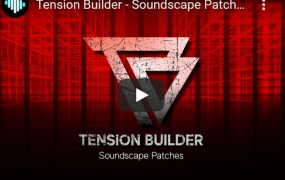 Indefinable Audio Tension Builder For SPECTRASONiCS OMNiSPHERE 2-DISCOVER