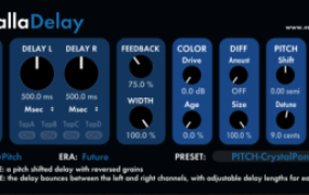 Valhalla DSP Valhalla Delay v1.5.2 Incl Patched and Keygen-R2R