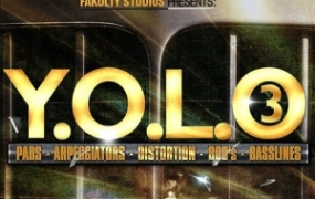 [过瘾采样]Fakulty Studios Y.O.L.O. 3.0 ACID WAV APPLE LOOPS